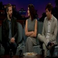 VIDEO: Judd Apatow, Mark Duplass & Cobie Smulders Talk Child Birth on CORDEN