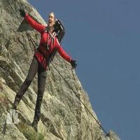 VIDEO: Kate Winslet Recreates Iconic TITANIC Scene During Treacherous Climb