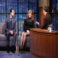 VIDEO: Billy Eichner & Julie Klausner Talk Pop Culture Obsessions on LATE NIGHT