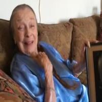STAGE TUBE: From One Anna to Another- 100 Year-Old Patricia Morison Sings for Kelli O'Hara