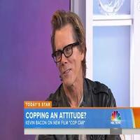VIDEO: Kevin Bacon Talks New Thriller 'Cop Car' on TODAY