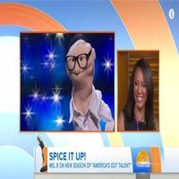 VIDEO: 'America's Got Talent' Judge Mel B Praises AVENUE Q Puppeteers!