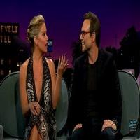 VIDEO: Christian Slater & Christina Applegate Kill Any Dating Rumors on CORDEN