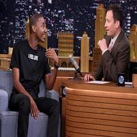 VIDEO: Jerrod Carmichael Talks New NBC Series & More on TONIGHT SHOW