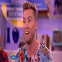 VIDEO: Lance Bass Talks Possible 'NSync Reunion on THE VIEW: 'It Might Happen'