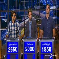 VIDEO:  Ed Helms and Rob Riggle Play 'Baptism by Fire' on @MIDNIGHT