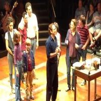 STAGE TUBE: Michael Cerveris Gives Special Curtain Call Speech at FUN HOME's Actors Fund Performance
