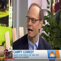 VIDEO: David Hyde Pierce Talks 'Wet Hot American Summer' Sequel on TODAY