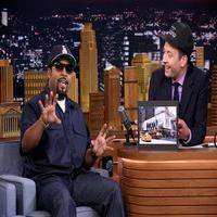 VIDEO: Ice Cube Explains What 'N.W.A.' Does NOT Stand For on TONIGHT SHOW!