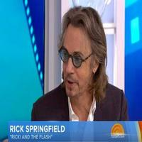 VIDEO: Rick Springfield Reveals 'My Wife Likes 'Ricki' Character Better Than Me'