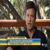 VIDEO: Jason Bateman Talks Dark New Role in Summer Thriller THE GIFT