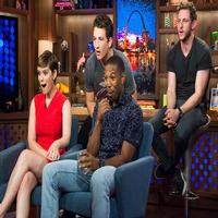 VIDEO: 'Fantastic Four' Co-Stars Visit WATCH WHAT HAPPENS Clubhouse!