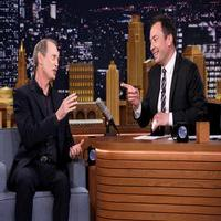 VIDEO: Steve Buscemi Chats New AOL Talk Show 'Park Bench' on TONIGHT