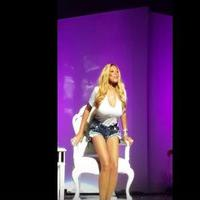 VIDEO: Talk Show Host Wendy Williams Falls Off Stage In Front of Live Audience