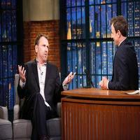 VIDEO: Colin Quinn Talks 'Trainwreck', New Book & 'Cop Car' on LATE NIGHT