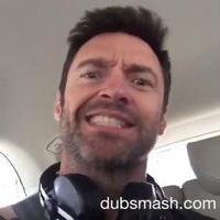 VIDEO: Hugh Jackman Lives His 'Teenage Dream' in New Lip Sync Video!