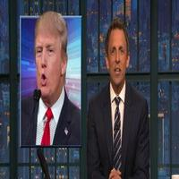 VIDEO: Seth Meyers Explains How Donald Trump is 'The Gift That Keeps on Giving'