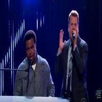 VIDEO: James Corden & Craig Robinson Sing Sexy Public Domain Names