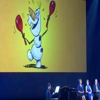 VIDEO: Robert Lopez, Kristen Bell Reveal Never-Before-Heard FROZEN Songs at D23 Expo