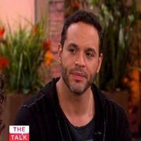 VIDEO: Daniel Sunjata Talks New Season of GRACELAND on 'The Talk'