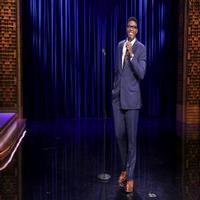 VIDEO: Monroe Martin Does Stand-Up on TONIGHT SHOW