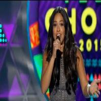 VIDEO: Gina Rodriguez Shows Off Her Impressive Rapping Skills at TEEN CHOICE