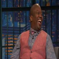 VIDEO: Tituss Burgess Recalls Playing 'Sebastian' in Broadway's LITTLE MERMAID on 'Late Night'