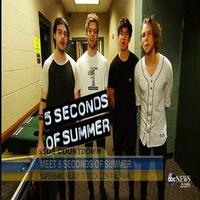 VIDEO: 5 Seconds of Summer Visit GOOD MORNING AMERICA