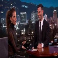 VIDEO: Jimmy Kimmel Thanks Halle Berry for Her Outfit on Behalf of All Men & Women