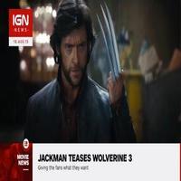 VIDEO: Hugh Jackman Shares WOLVERINE 3 Details; Hints Sabertooth Return