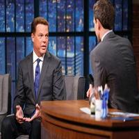 VIDEO: Shepard Smith Recalls Most Infamous On-Air Gaffe on LATE NIGHT