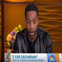VIDEO: Chiwetel Ejiofor Talks New Film 'Z for Zachariah'