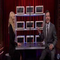 VIDEO: Jimmy plays 'Box of Lie' with Heidi Klum on TONIGHT