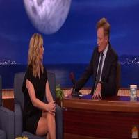 VIDEO: Lisa Kudrow Discusses The Origin Of Valerie Cherish's Name on CONAN