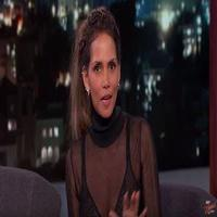 VIDEO: Halle Berry Talks About Never Having a Birthday Party on JIMMY KIMMEL LIVE