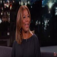 VIDEO: Queen Latifah Discusses Being Naked on JIMMY KIMMEL LIVE