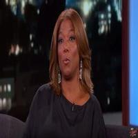 VIDEO: Queen Latifah Talks About Playing Bessie Smith on JIMMY KIMMEL LIVE