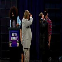 VIDEO: James Plays 'Nuzzle Whaaa???' with Guests on THE LATE LATE SHOW