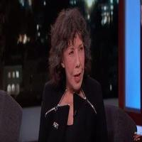 "VIDEO: Lily Tomlin Discusses Her New Movie ""Grandma' on JIMMY KIMMEL LIVE"