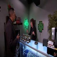 VIDEO: Lily Tomlin Sells Weed From Her Dressing Room on JIMMY KIMMEL LIVE