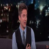 VIDEO: Topher Grace is Tired of Jimmy Crashing Huey Lewis Concerts on JIMMY KIMMEL LIVE