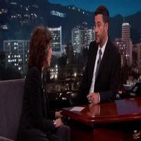 VIDEO: Lily Tomlin Discusses her Emmy Nod and Doing Stand-Up in Prison on JIMMY KIMMEL LIVE