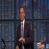 VIDEO: LATE NIGHT WITH SETH MEYERS Monologue