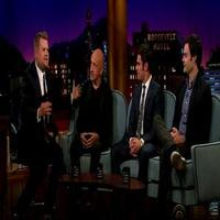 VIDEO: School Stories With Ben Kingsley, Zac Efron & Bill Hader on THE LATE LATE SHOW