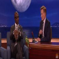 VIDEO: On CONAN, JB Smoove Discusses His Theater Prank On Larry David
