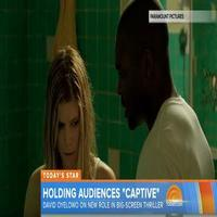 VIDEO: David Oyelowo On Going From MLK In 'Selma' To Convict In 'Captive' on TODAY