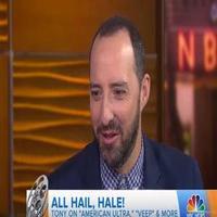 VIDEO: Tony Hale Chats New Film AMERICAN ULTRA