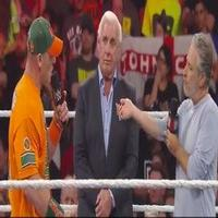 VIDEO: Watch Jon Stewart Get Body Slammed by John Cena on WWE LIVE!