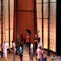 STAGE TUBE: ABC News Tracks Beginning of New Broadway Musical AMAZING GRACE