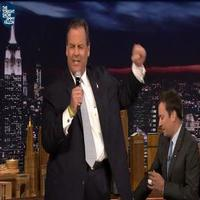 VIDEO: Gov. Chris Christie Wins Lip Sync Battle; Explains Why He's Not Worried About Trump